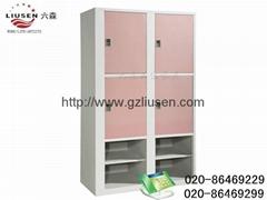 Pink Economical File Shelves (LSG-26)