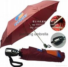 auto open colse umbrella, fold umbrella
