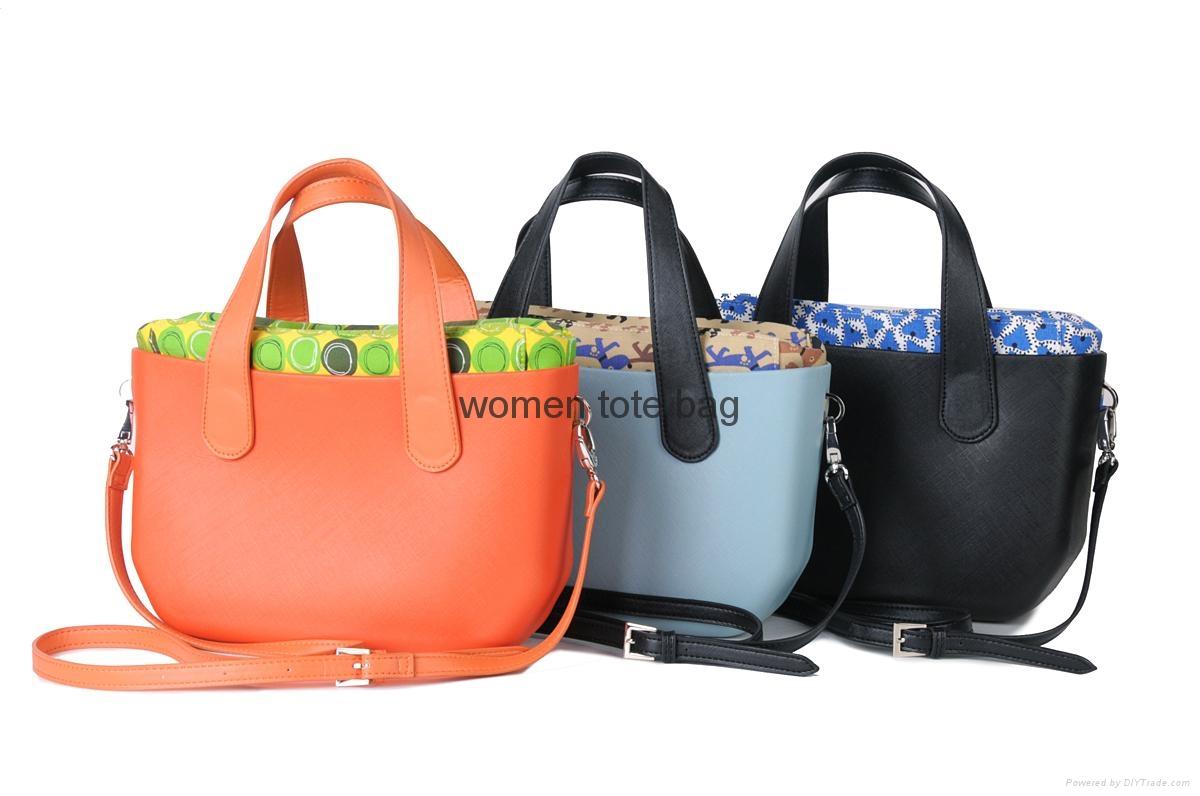 2017 Hot Sale Fashion Just O Bag Eva Women Tote Bag Beach