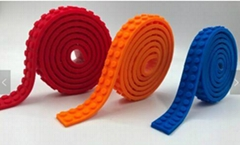 LEGO Tape DIY Toy Educational Toy Style Bricks Tape