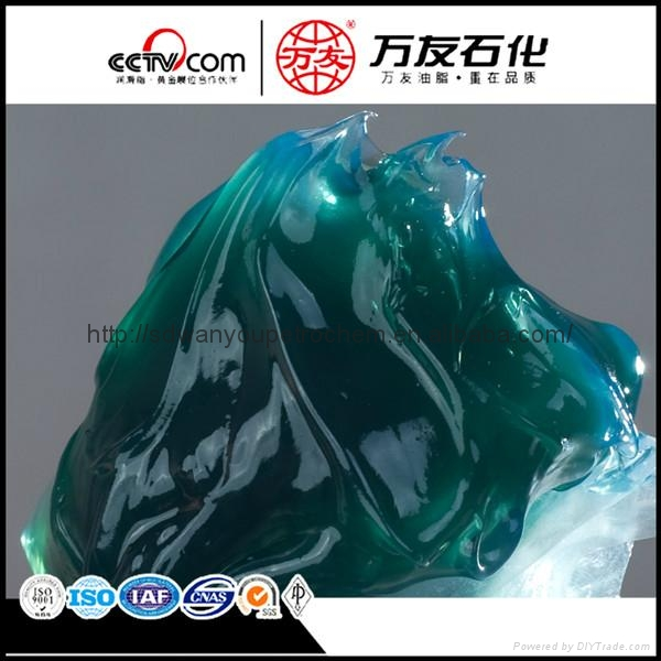 Mechanical EP Lithium Grease Series with Green Color 1
