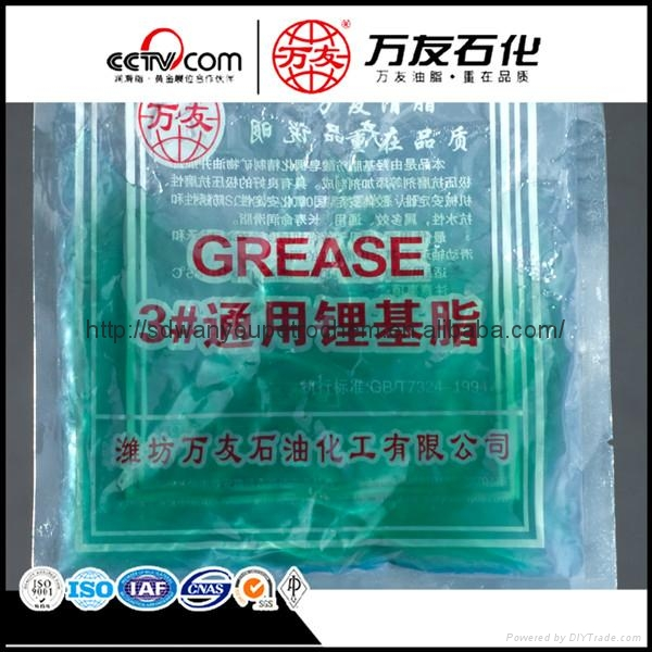 Mechanical EP Lithium Grease Series with Green Color 2