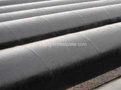 API 5L X56 heavy calibre steel pipe