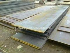 corten ASTM A588 GrB iron steel plate