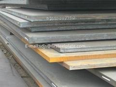 corten A588 gr K HRC iron plate steel