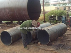 ASTM A387 pressure and boiler steel plate coil sheet/iron plate
