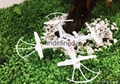 X5c四軸飛行器無人機遙控飛機