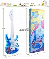 電動吉他儿童玩具