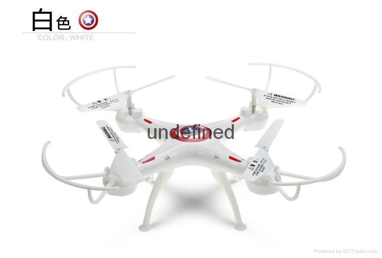 乐美佳美国队长四轴飞行器A3遥控飞机玩具航模飞机 1