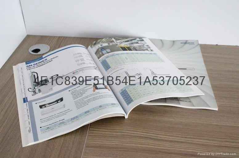東莞清溪專業畫冊樣板冊印刷 2