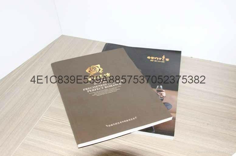 東莞宣傳畫冊設計印刷報價 1