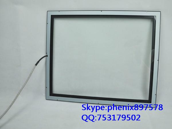 (8-32'') 15 inch low cost no blind spot anti-reflection saw touch screen  2