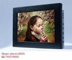 (8-47'') 21.5 inch openframe IP 64   high accurancy  touch screen monitor