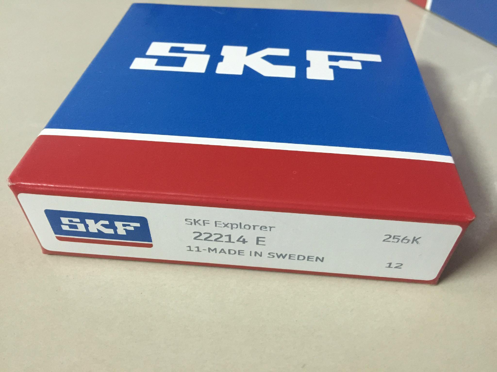 SKF Explorer 22214E Bearing
