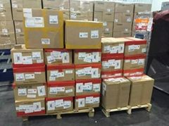 Air freight sea freight door to door services from China to London