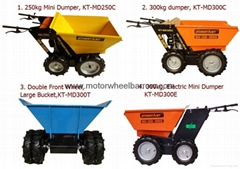 Power Wheelbarrows hot selling