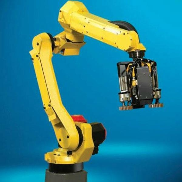 6 axis Multi-joint industrial Robot 2