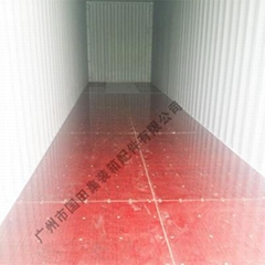 Bamboo Container Flooring Plywood