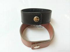 New Style Leather Wristband USB Flash