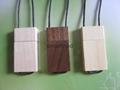 Light Wooden Lanyard USB Flash Drive