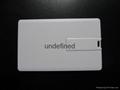 Credit Card USB Flash Drive 1