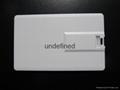 Credit Card USB Flash Drive 4