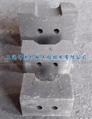 上海坤惠耐磨高铬合金制砂机锤头