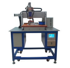 Power battery automatic spot weiding machine