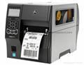 Zebra ZT410 300点 条码机标签打印机标签机 ZM400升级版 1