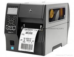 Zebra ZT410 300点 条码机标签打印机标签机 ZM400升级版
