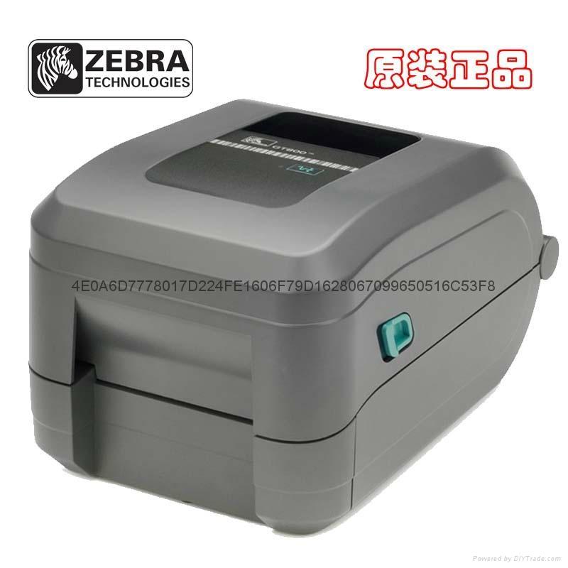 Zebra ZT410 300点 条码机标签打印机标签机 ZM400升级版 4