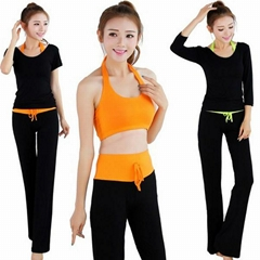 Bra Tops and Pants Best Prices Yoga Suit
