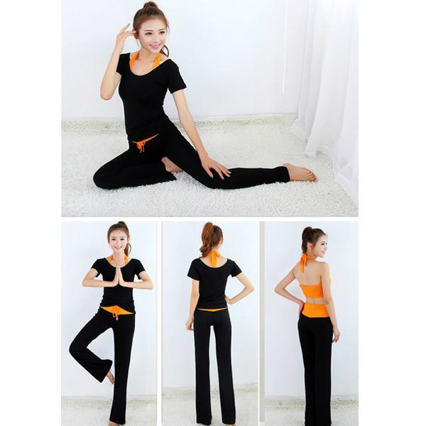 Bra Tops and Pants Best Prices Yoga Suit 4