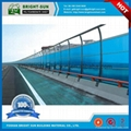 PC sheets for highway sound barrier 3