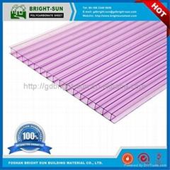 聚碳酸酯PC兩層中空板