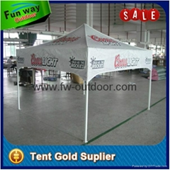 Cutom printed 8x8 ft Dye sublimation Ez up canopy tent