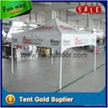 Cutom printed 8x8 ft Dye sublimation Ez up canopy tent  2