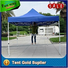 Duluxe commercial frame 3x3m pop up folding tent