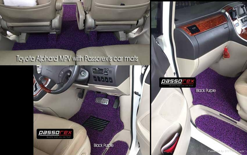 diy pvc car mat passorex singapore manufacturer car interior decoration car accessories. Black Bedroom Furniture Sets. Home Design Ideas