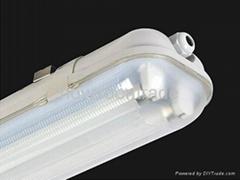 IP65三防荧光灯 T8 2X18W