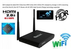 Kodi 16.1 Fully Loaded Octa Core S912 Ott Tv Box Q912 2G 16G Android 6.0 Marshma