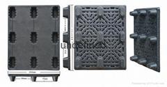 國內全自動XG-1612PE雙層棧板厚片吸塑機