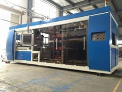 上海全自動正負壓熱成型裁切一體吸塑成型機廠家