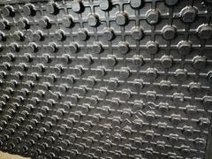 XG-1575全自動地暖模塊吸塑成型機