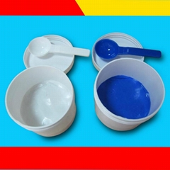 1:1 silicone putty for small art mold making
