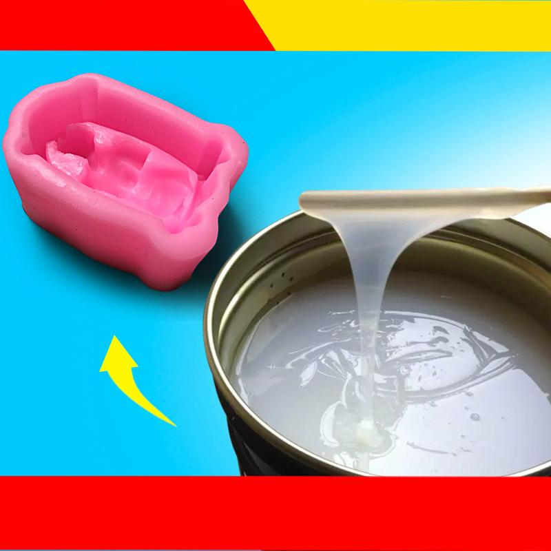 corrosion resistant rtv silicone rubber for soap molds 1