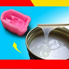 corrosion resistant rtv silicone rubber for soap molds