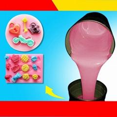 耐高溫食品級硅膠 RTV模具硅橡膠巧克力 液體硅膠原材料