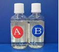 高透明粘接力强 抗老化抗紫外LED硅树脂灌封胶 2
