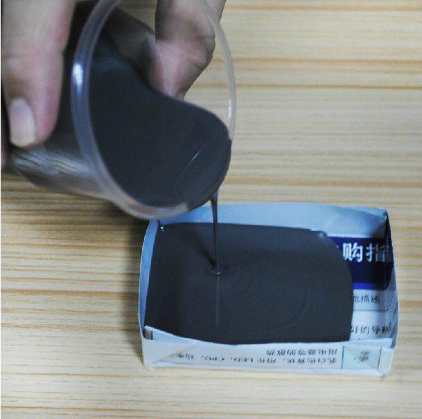 高透明粘接力强 抗老化抗紫外LED电源灌封硅凝胶 2